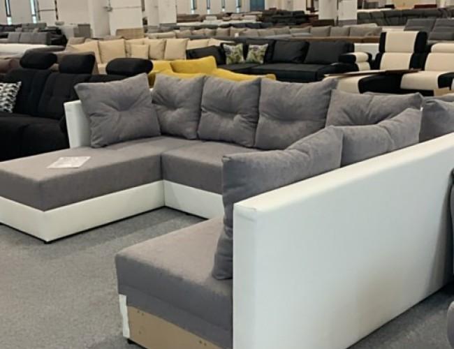 Nova U alakú kanapé