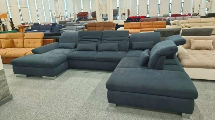 Houston U formájú kanapé -
