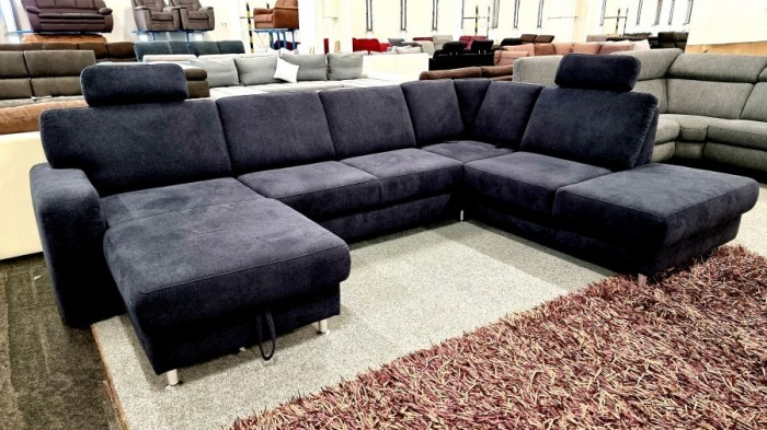Maison U formájú kanapé -
