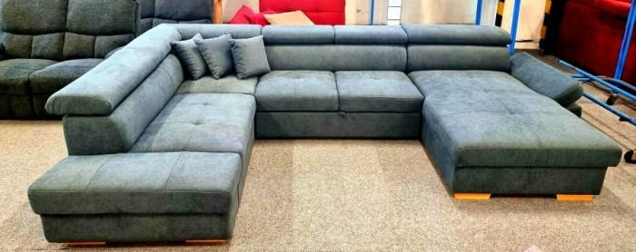 Palermo U alakú kanapé -