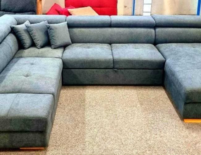 Palermo U alakú kanapé