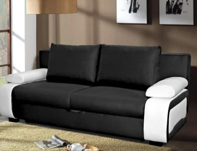 Ines textilbőr kanapé