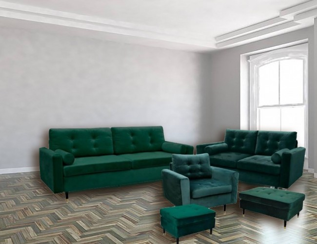 Atala 2-es fix kanapé