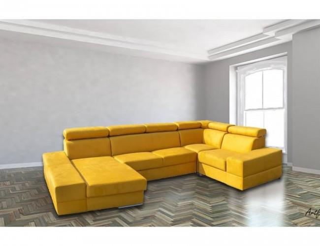 Elemento U2 kanapé